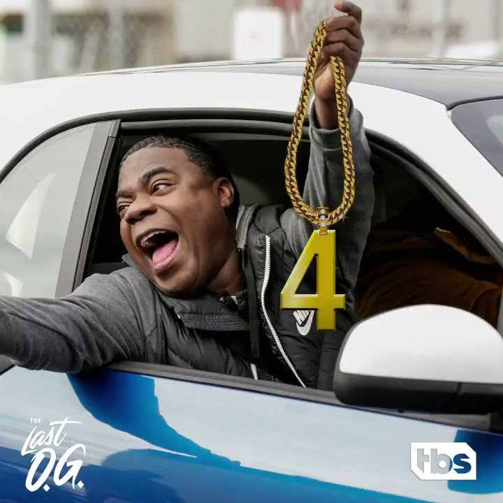 Replying to @TheLastOGtbs: Y'all been asking for it so HERE IT IS! #TheLastOG season 4 is coming soon on @tbsnetwork!