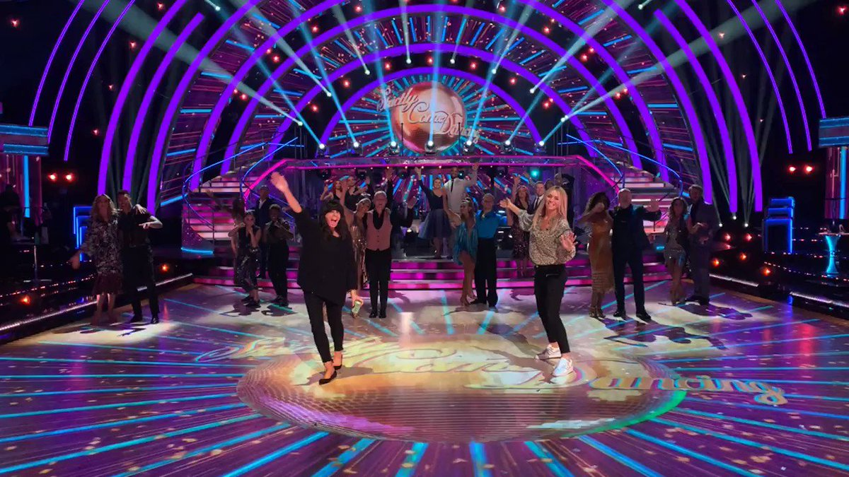 12 celebrities, 12 professional dancers, and now 12 amazing couples! Which pair cant you wait to see perform next week? 💃 #Strictly