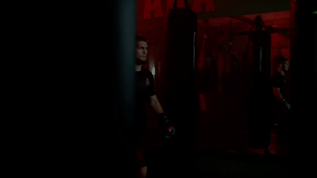 THE HYPE IS REAL.  🏆 Our #UFC254 Cold Open has DROPPED for Saturday.  [ Oct 24 Main Card at 2pmET ] https://t.co/rXN33XyQWC
