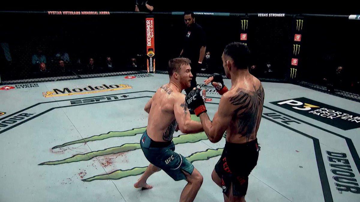 MUST SEE TELEVISION.  Three days remain until @TeamKhabib vs @Justin_Gaethje 🏆  [ #UFC254 - LIVE on #ESPNPlus PPV:  ]