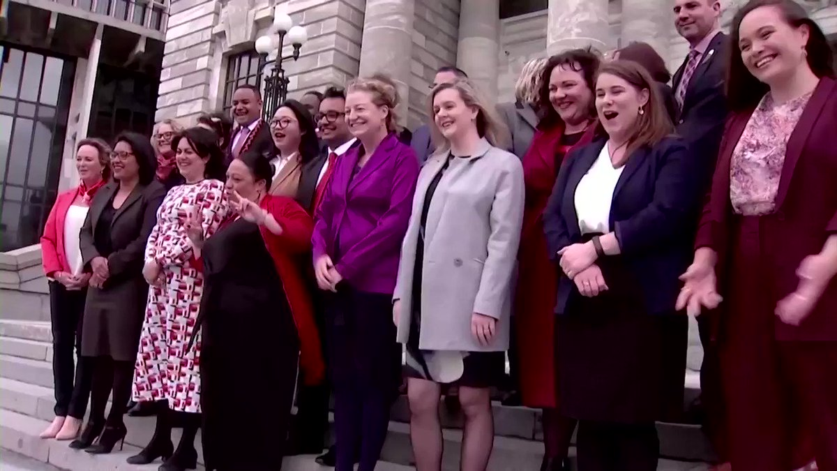 WATCH: New Zealand elects its most diverse parliament in terms of gender and minority ethnic and indigenous representation https://t.co/myYNcV4nLM