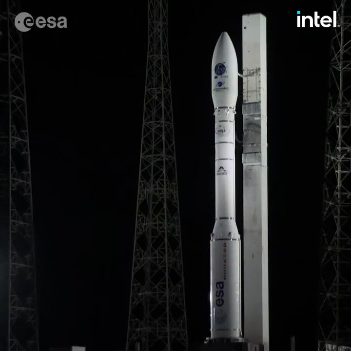 Image for the Tweet beginning: This European Space Agency satellite