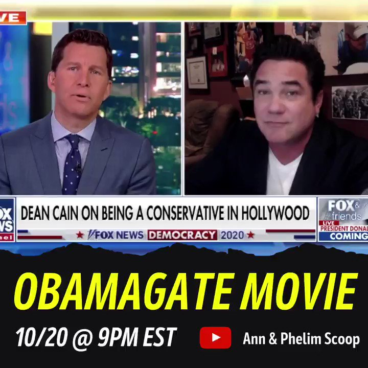 Watch TONIGHT!