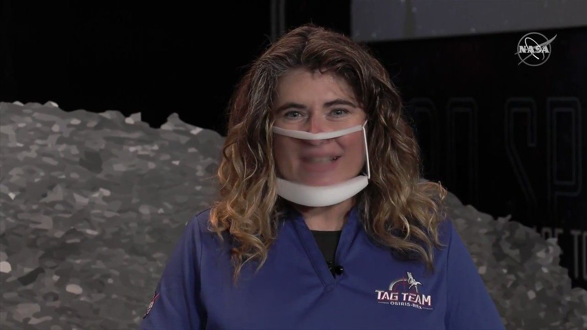 We think we actually might be coming back with a baby picture of what the solar system was like, of what our chemistry was like billions of years ago. - @NASAGoddards Dr. Michelle Thaller explains why we sent @OSIRISREx #ToBennuAndBack to capture an asteroid sample.
