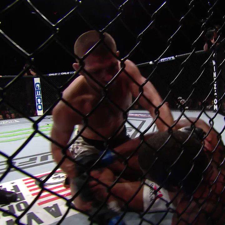 """Let's talk now!""   You know you're in trouble when @TeamKhabib starts talking 🦅   [ #UFC254 | #InAbuDhabi | @VisitAbuDhabi ] https://t.co/y7i4fHwMyi"
