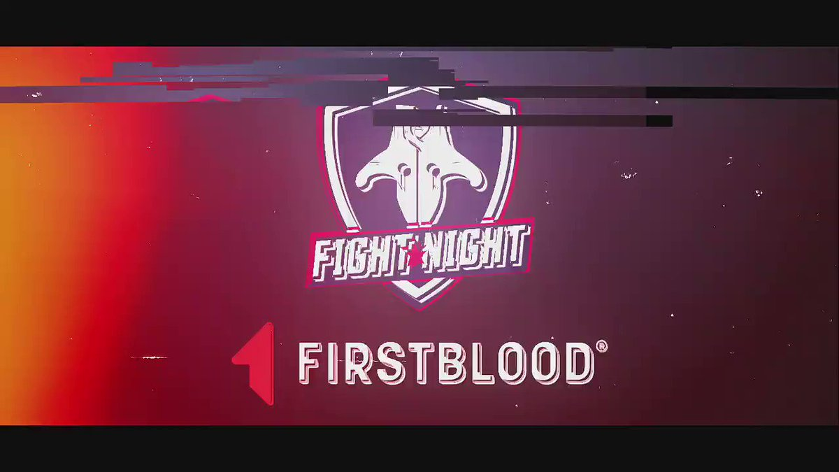 Image for the Tweet beginning: Congratulations to FirstBlood Plus member