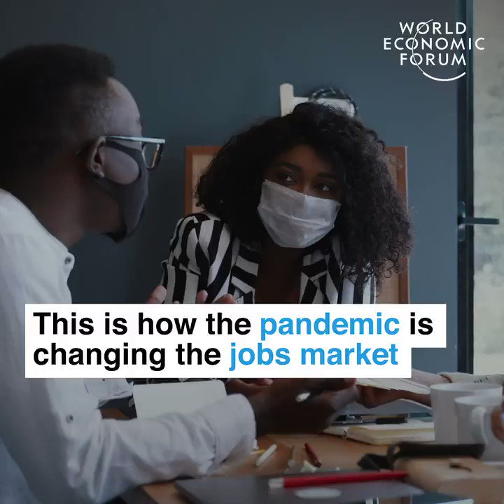 #Automation and the #pandemic are creating a 'double disruption' in the #jobs market  #AI #COVID19 #Robotics #FutureOfWork  @chboursin @mvollmer1 @NevilleGaunt @baski_LA @Dahl_Consult @Hana_ElSayyed @JolaBurnett @JoannMoretti @fogle_shane @ShiCooks @AkwyZ  https://t.co/Yzgx1yVcpR