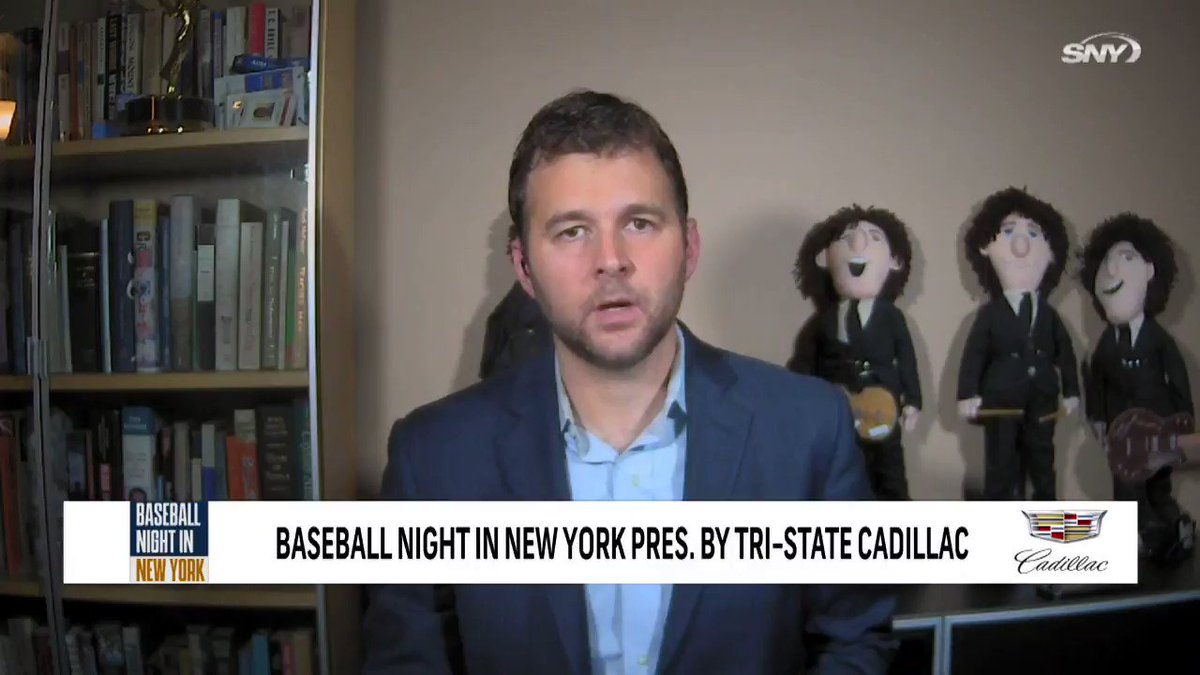 """If they want to keep both of those players, they might have to trade somebody else.""  On BNNY, @martinonyc explained if it's possible for the Yankees to keep both DJ LeMahieu and Zack Britton: https://t.co/V9e6wfRrWs https://t.co/3VyZTyv5qv"