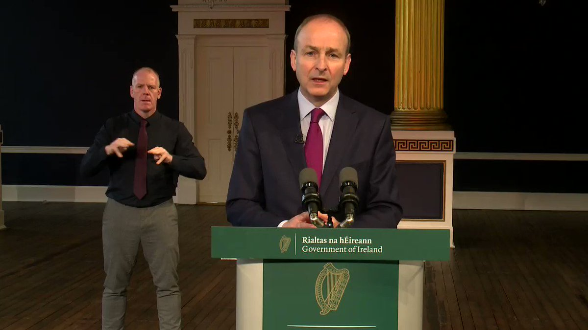 Taoiseach @MichealMartinTD says the genius of the Good Friday Agreement is that we can all work together for a shared future without in any way relinquishing our equally legitimate ambitions and beliefs; nationalist, unionist, or neither   https://t.co/RyQZrgB1Lf https://t.co/Op4cOBu4XB