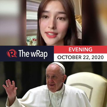 Military general warns Liza Soberano: Cut Gabriela ties or risk being killed | Evening wRap rappler.com/video/daily-wr…