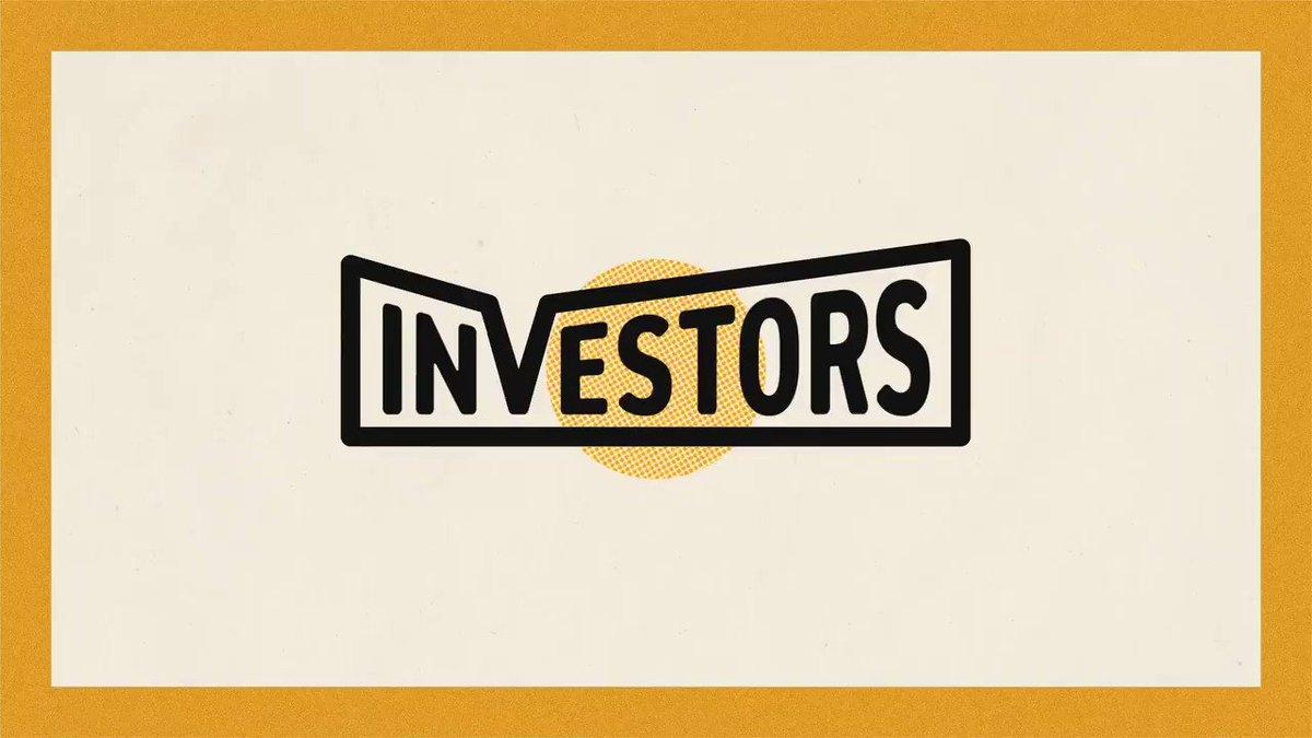 🎥本日22時〜配信新番組「Investors」がスタート。NewsPicksのアンカー&アナウンサー3人組からなる通称「インベスターズ」が、番組内で投資に挑みます。初回のテーマは「世界市場を牽引する米ハイテク株」。番組視聴▶️