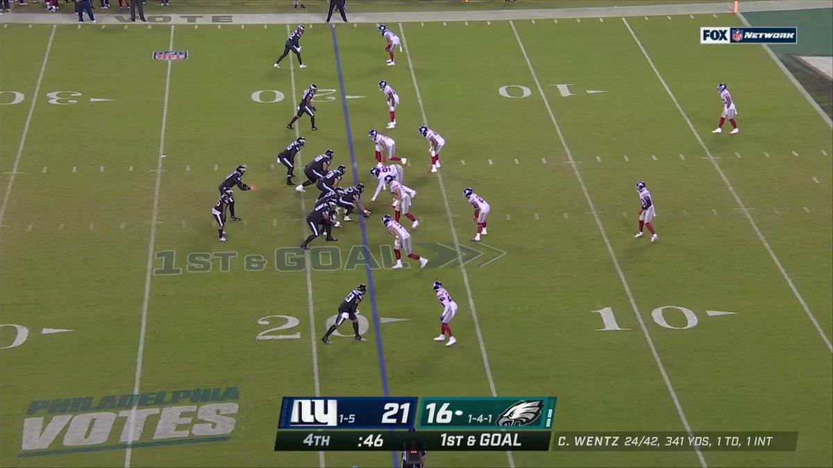 BOSTON. SCOTT.  #NYGvsPHI | #FlyEaglesFly   📺: NFLN/FOX/PRIME VIDEO https://t.co/Ht733BlVPw