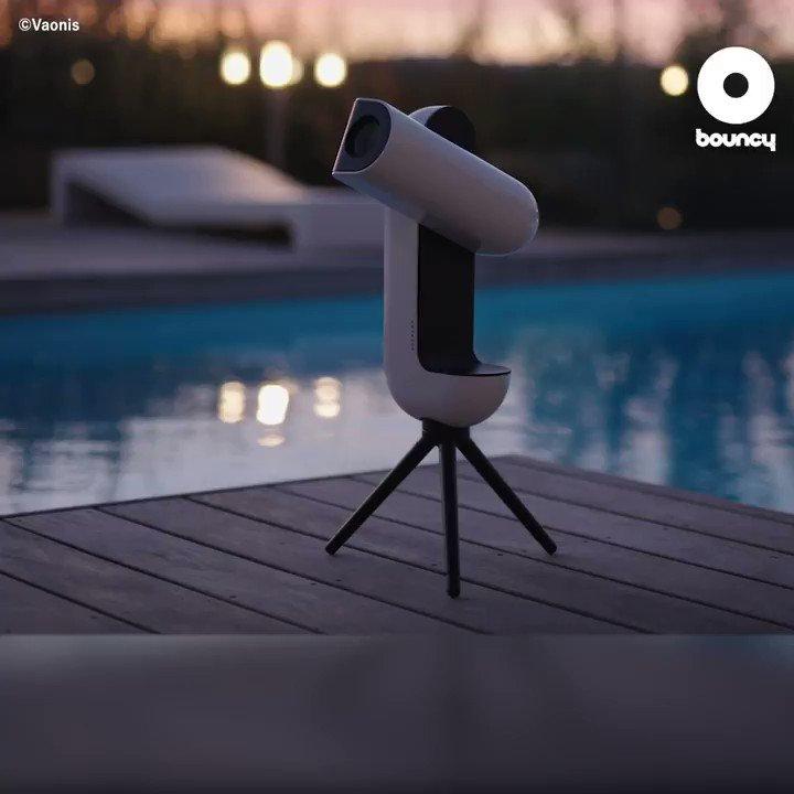 誰でも手軽に宇宙が見られる!天体望遠鏡とカメラが1つになったデバイス「Vespera」 by Vaonis詳しくはこちら👉#天体観測