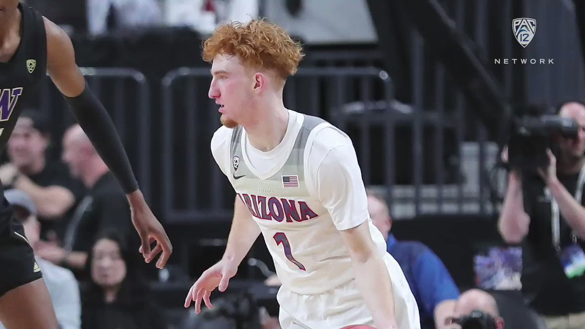 Replying to @Pac12Network: DOMINATE. 🔥  What Nico Mannion did this last year and what we know he will do in the @NBA.