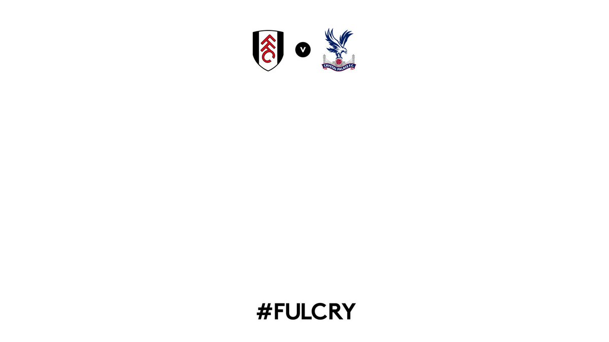 Image for the Tweet beginning: Onto play ⚽️.  UP THE FULHAM!  #FULCRY