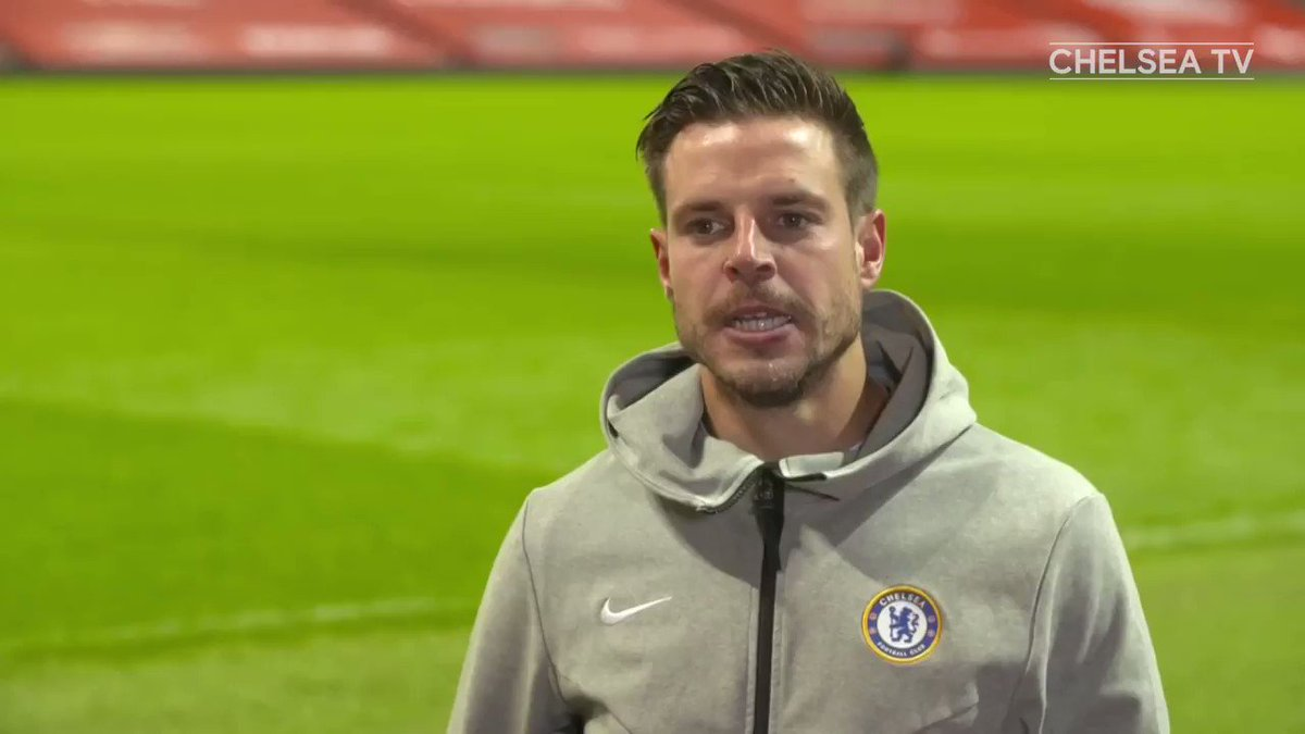Image for the Tweet beginning: 'We want more.' 👊  @CesarAzpi discusses
