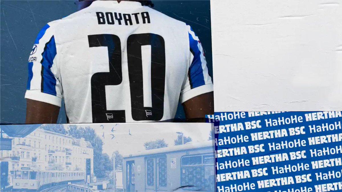 Hertha BSC @HerthaBSC