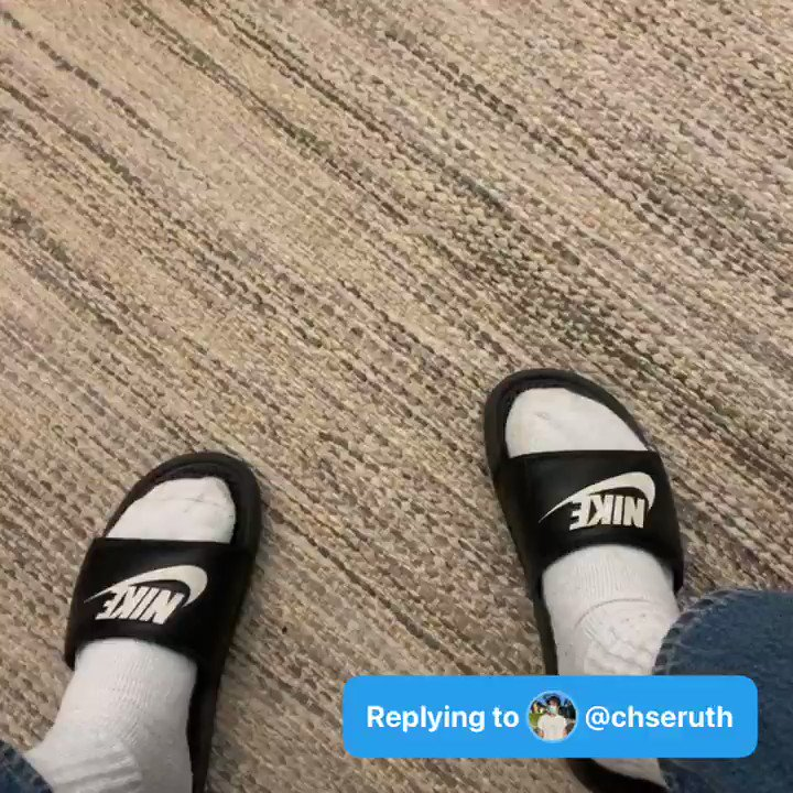 @wallowsmusic Q: What is your opinion on socks and sandals #AskWallows - @chseruth A: