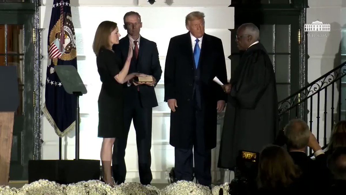 Donald J. Trump (@realDonaldTrump) on Twitter photo 27/10/2020 05:54:37
