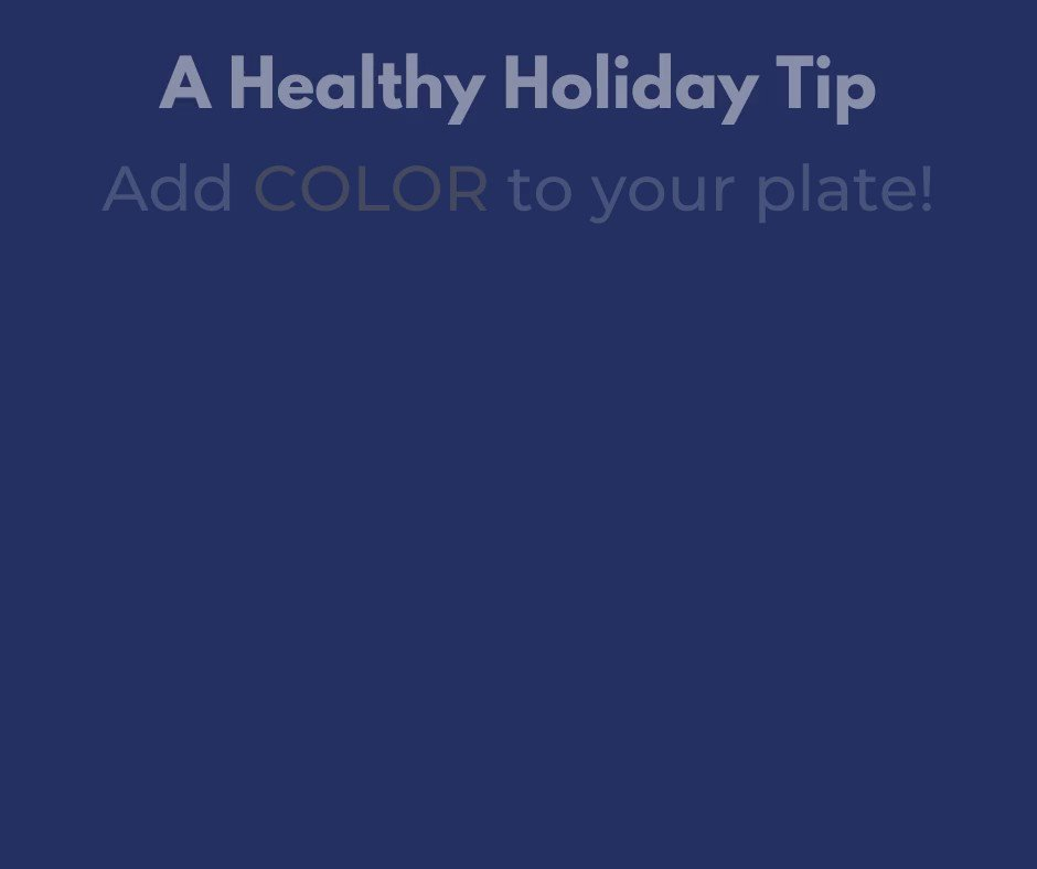 Image for the Tweet beginning: Add color to your plate