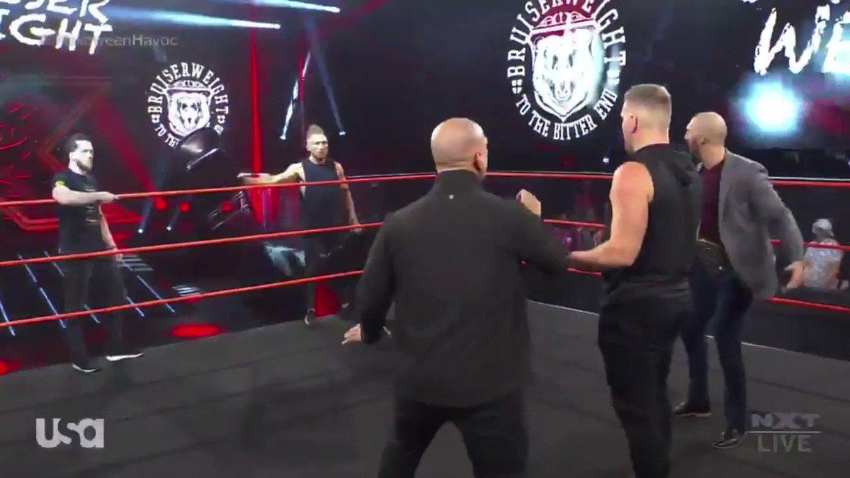 @PatMcAfeeShow's photo on #WWENXT