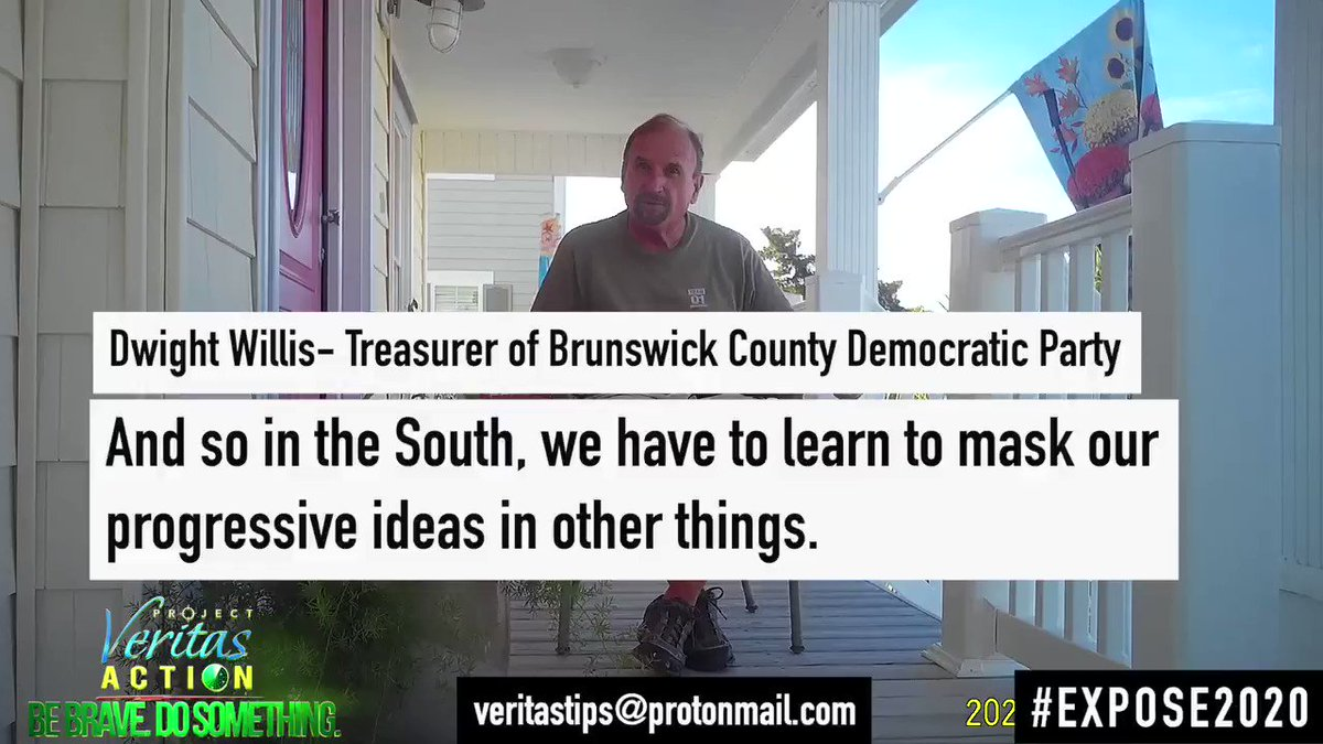 Image for the Tweet beginning: BREAKING: Brunswick County Democratic Party