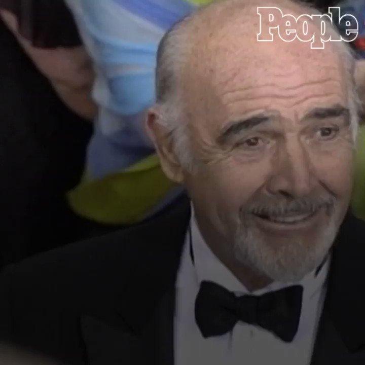 Sean Connery, the quintessential James Bond actor, has died at 90. 💔 peoplem.ag/34KbBMl
