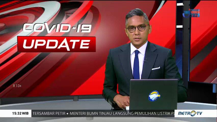 Guna mencegah penyebaran covid-19, petugas di Pantai Sepanjang, Gunungkidul, Daerah Istimewa Yogyakarta merazia sejumlah wisatawan yang tidak menggunakan masker. Wisatawan tersebut lalu dihukum push up atau membuat surat pernyataan. #COVID19UpdateMetroTV