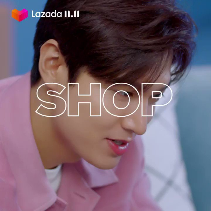 This Lazada 11.11, shop till you drop without breaking the bank! With our Lowest Price Guaranteed, we'll get you the BEST PRICE or 11X your money back*!   Shop now with Oppa @actorleeminho 👉 https://t.co/swVRoy2LoH   #LazadaMY #Lazada1111MY #LazadaBiggestOneDaySale #LazadaxLMH https://t.co/AqGofxNUTq