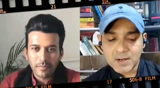 #Mirzapur2's Sharad Shukla aka @an_3jum reveals why he didn't kill Guddu bhaiya, why he saved Kaleen bhaiya?   @alifazal9 @TripathiiPankaj  #TalkingFilms #BollywoodHungama YT: