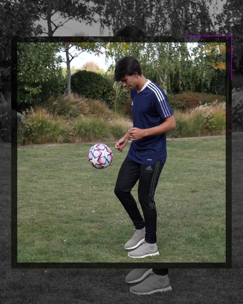 Participa en el reto #adidasGMR de @joaofelix70. Es simple: Lanza. Presume. Destroza el balón.  Descubre tu potencia de tiro con #adidasGMR para clasificarte y ganar premios exclusivos en el FIFA Mobile.   Hazte con tu GMR en