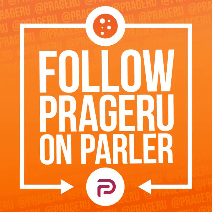 Image for the Tweet beginning: Our Parler following has grown