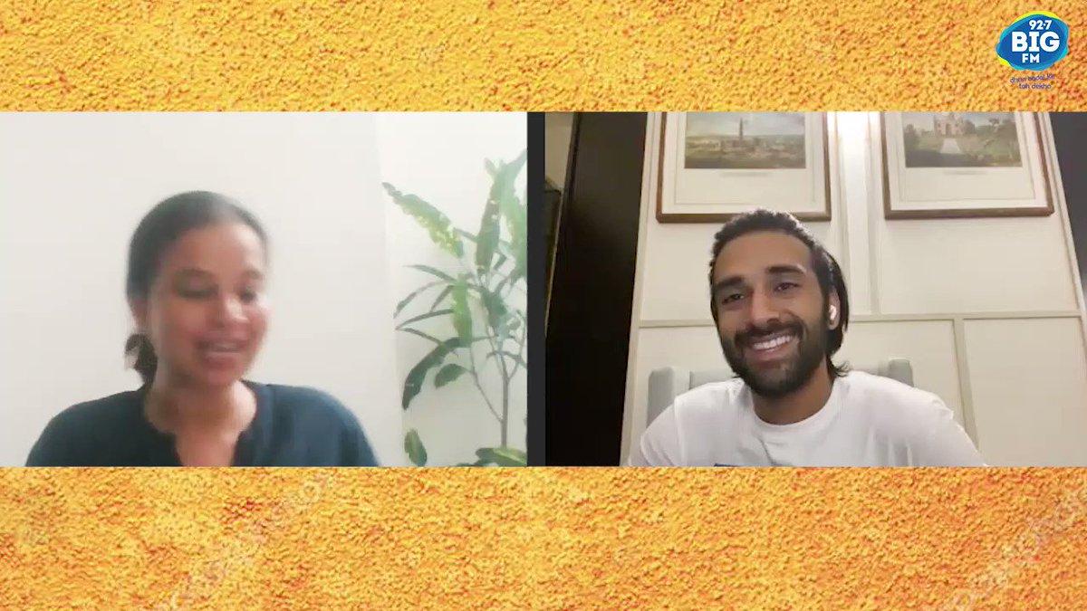 @PulkitSamrat in conversation with @rjrani927bigfm on his new film #Taish