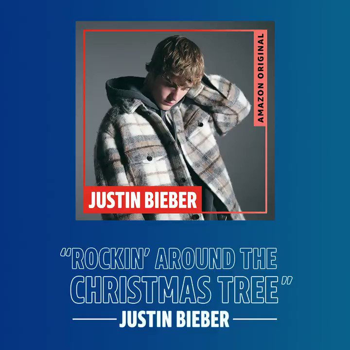 It's snowing new music ❄️ Listen to holiday originals from @justinbieber, @maryjblige, @carrieunderwood and more, exclusively on Amazon Music.   Which track is your favorite?   🎧 :  🎧 :  🎧 :