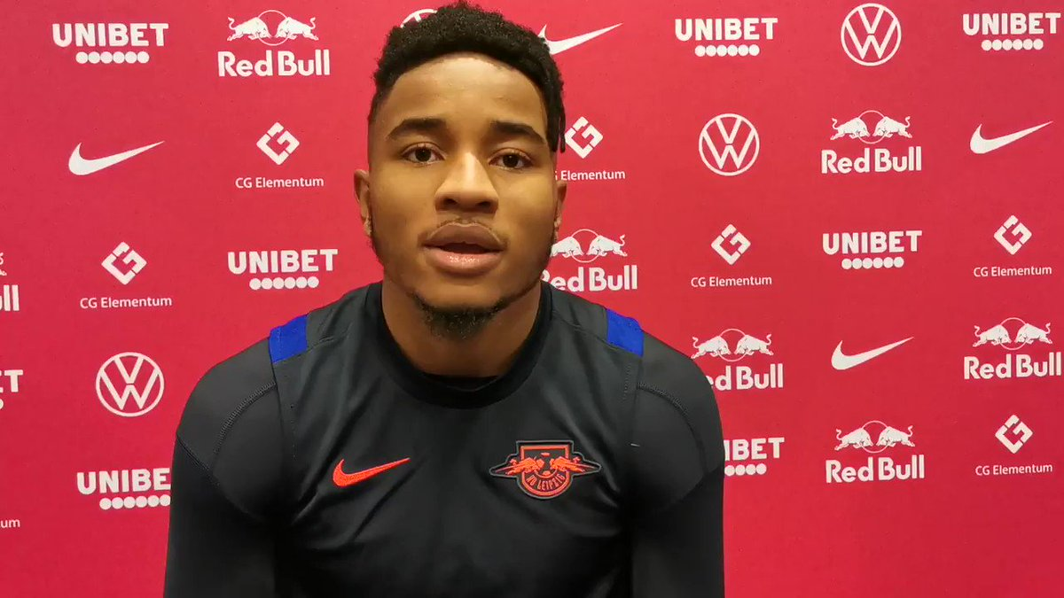 A special message for a special partnership! 🤩  Hear what @c_nk97, @lukaskl96, and @NordiMukiele have to say on the Strategic Partnership between the Gaurs and @RBLeipzig_EN. 💪🏻  #RiseAgain #DreamsStartHere