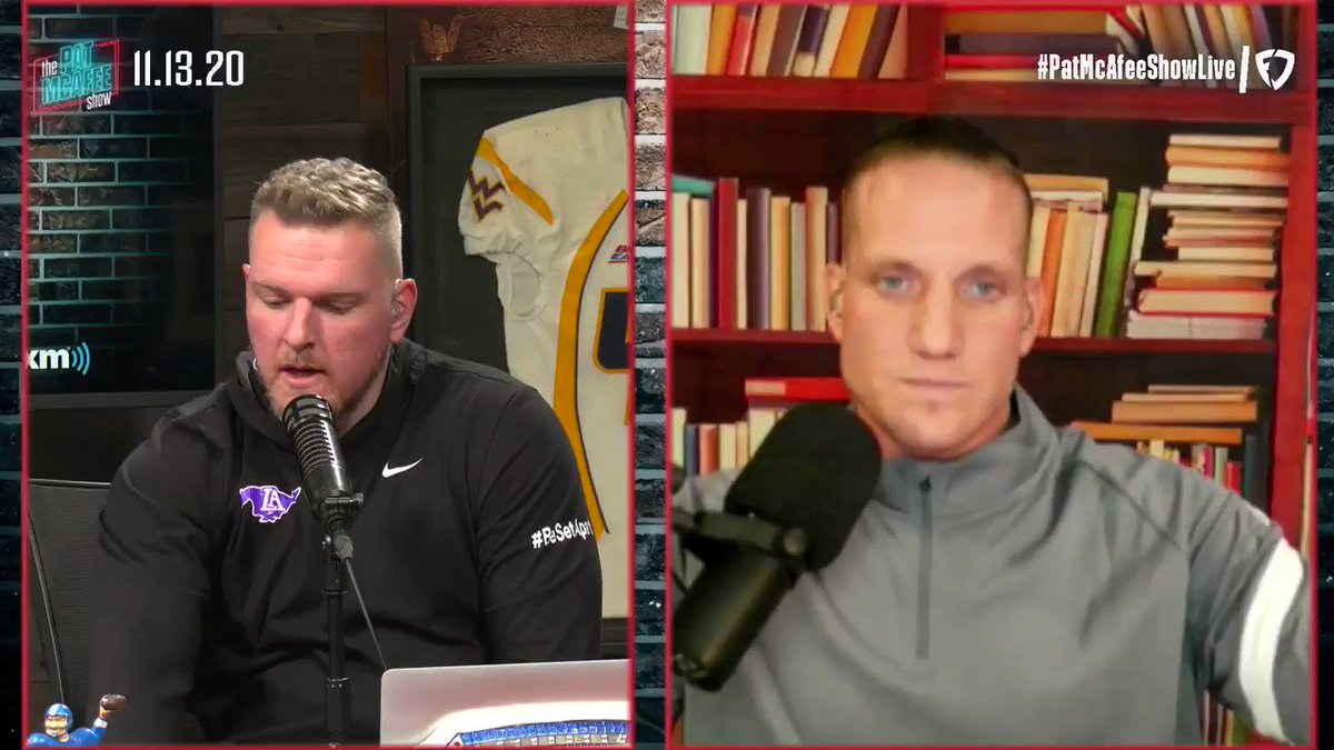 Big time prognosticator @OfficialAJHawk gives his picks on the games this weekend so you can hammer @FDSportsBook #PatMcAfeeShowLIVE