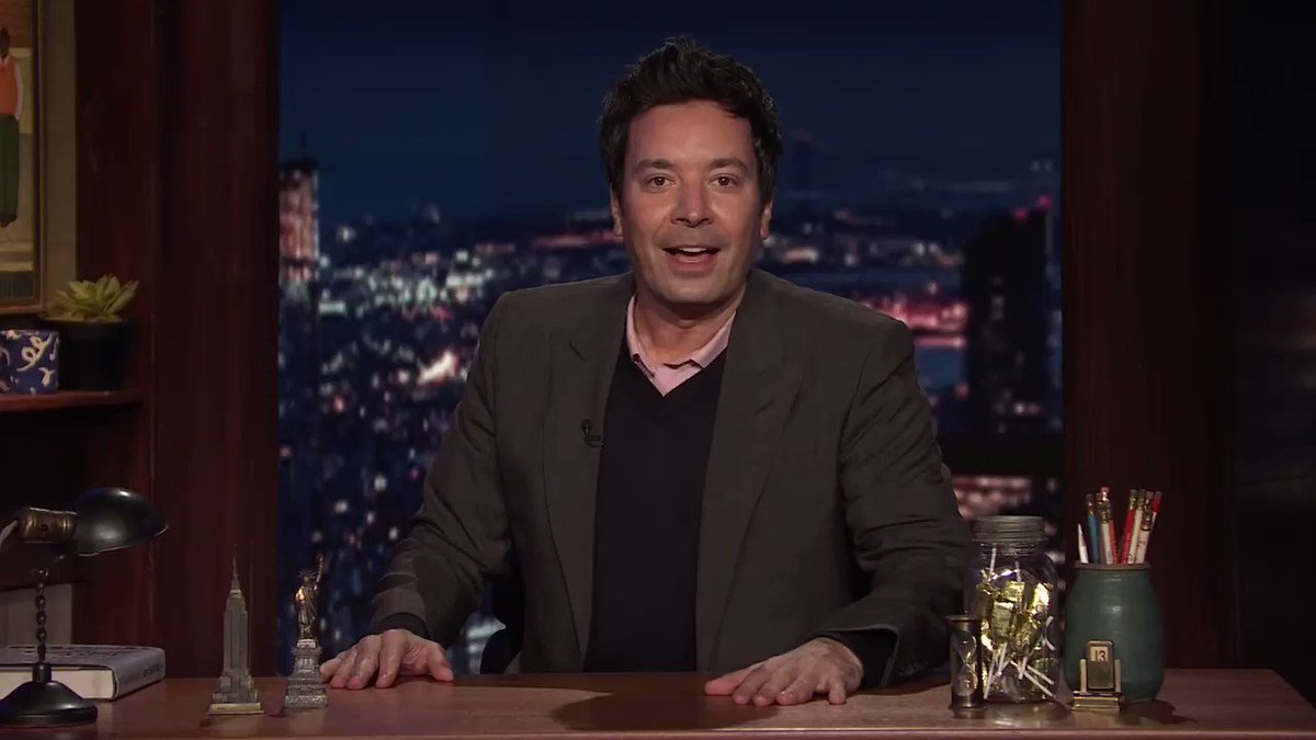 """I'll be on @FallonTonight on Thanksgiving, and we're looking for people to record video of themselves performing any bit from """"Is This Anything?"""" that we can show on the air. Do the bit any way you want – no need to imitate me. Send your video to seinfeldchallenge@tonightshow.com"""