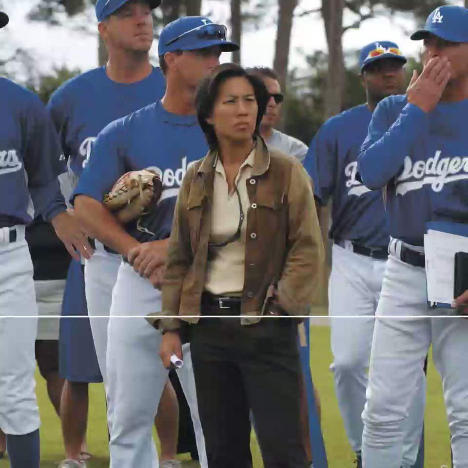 """""""Asian-Americans don't get to be 'from' America.""""  To understand how @Marlins GM Kim Ng became the first female GM in major US sports history — and MLB's first Asian-American GM — you should know about this one night. Exactly 17 years before.  #ESPNDaily: apple.co/2NIRAfa"""