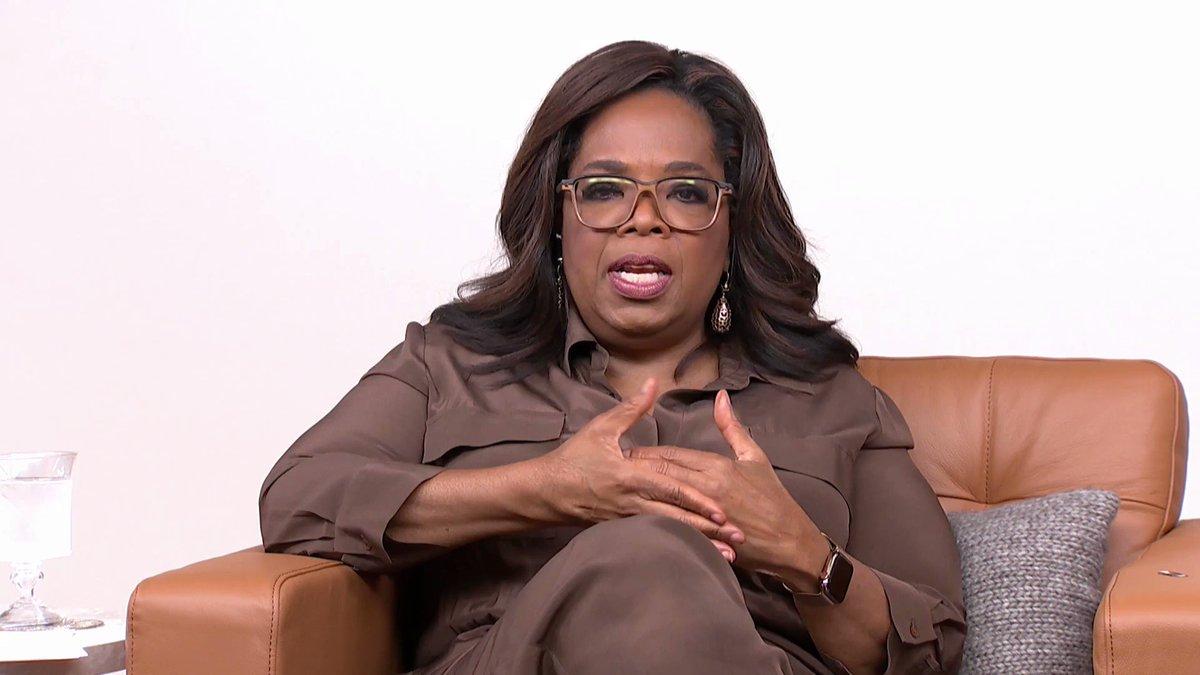 Oprah Interviews Stevie Wonder