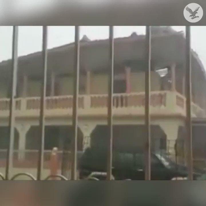 Category 4 Hurricane Iota batters Nicaragua coast