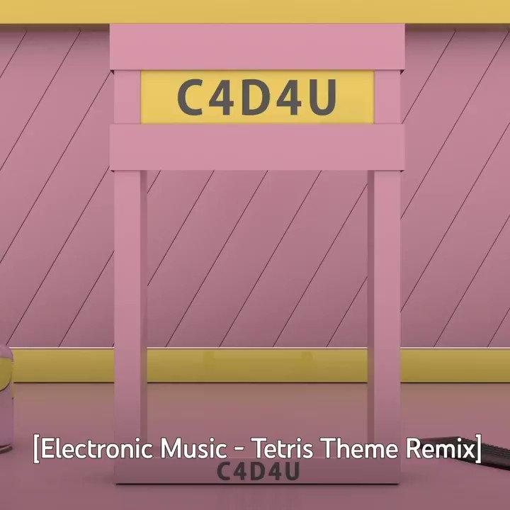 Tetris but so, so cute and so, so cuddly, by @c4d4u. 🟪🔶🟩 →
