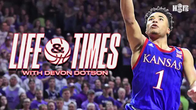 """""""I'm ready for that next challenge, that next step in my life.""""  Devon Dotson could be a steal in the 2020 NBA Draft 👀 @brhoops https://t.co/CvtarQJ4WR"""
