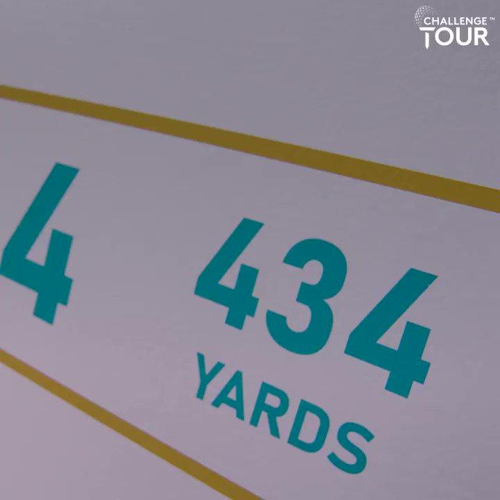 Risk vs Reward.   @KitOnTheCourse takes us through the 434-yard par four third hole.   #RoadtoMallorca #GrandFinal