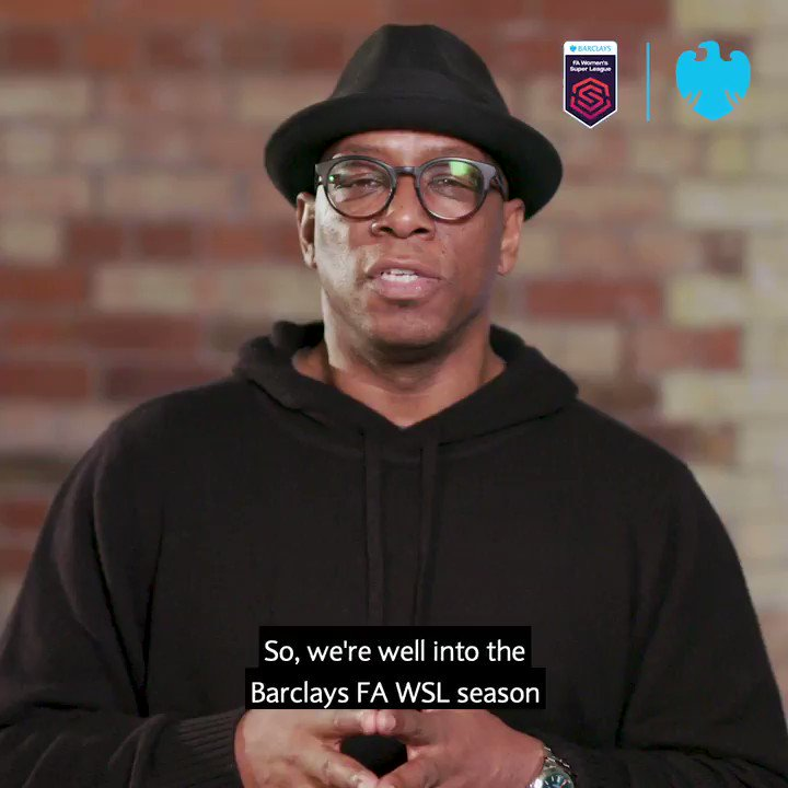 🏆 October's @BarclaysFAWSL POTM? @VivianneMiedema 🐐  Here's a very special interview with the one and only @IanWright0 👇  Featuring @Persie_Official 🇳🇱