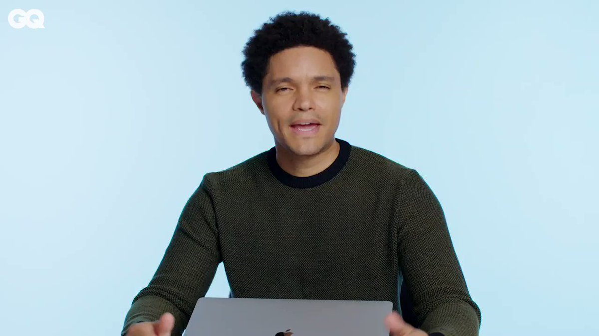 .@TrevorNoah goes undercover on the internet for #GQActuallyMe  Watch the full video here: