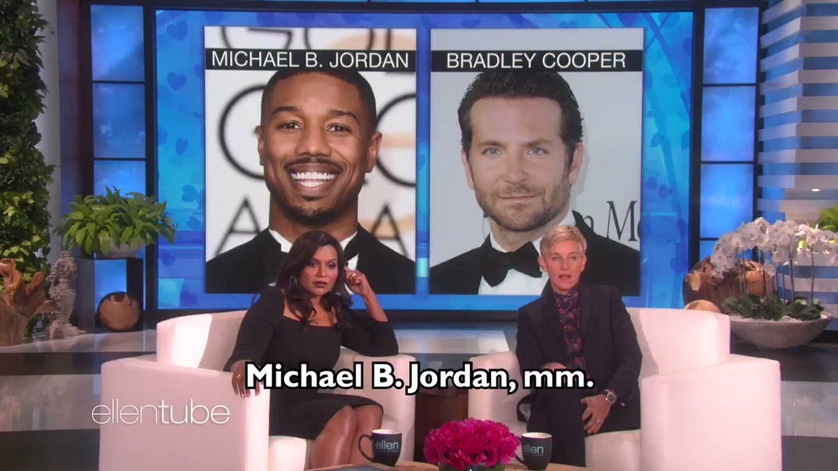 .@MichaelB4Jordan is the #SexiestManAlive! People on my show have been picking him for years.