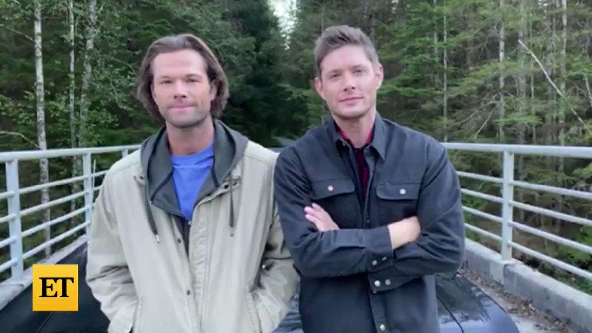 @etnow's photo on Supernatural