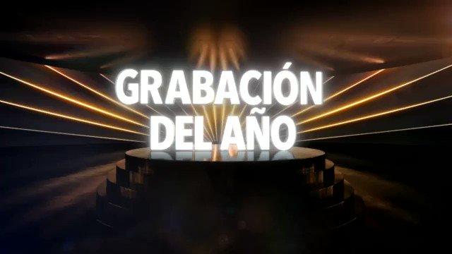 Replying to @LatinGRAMMYs: ¡Felicidades! @AlejandroSanz Grabación Del Año 🎶👏👏👏 #LatinGRAMMY