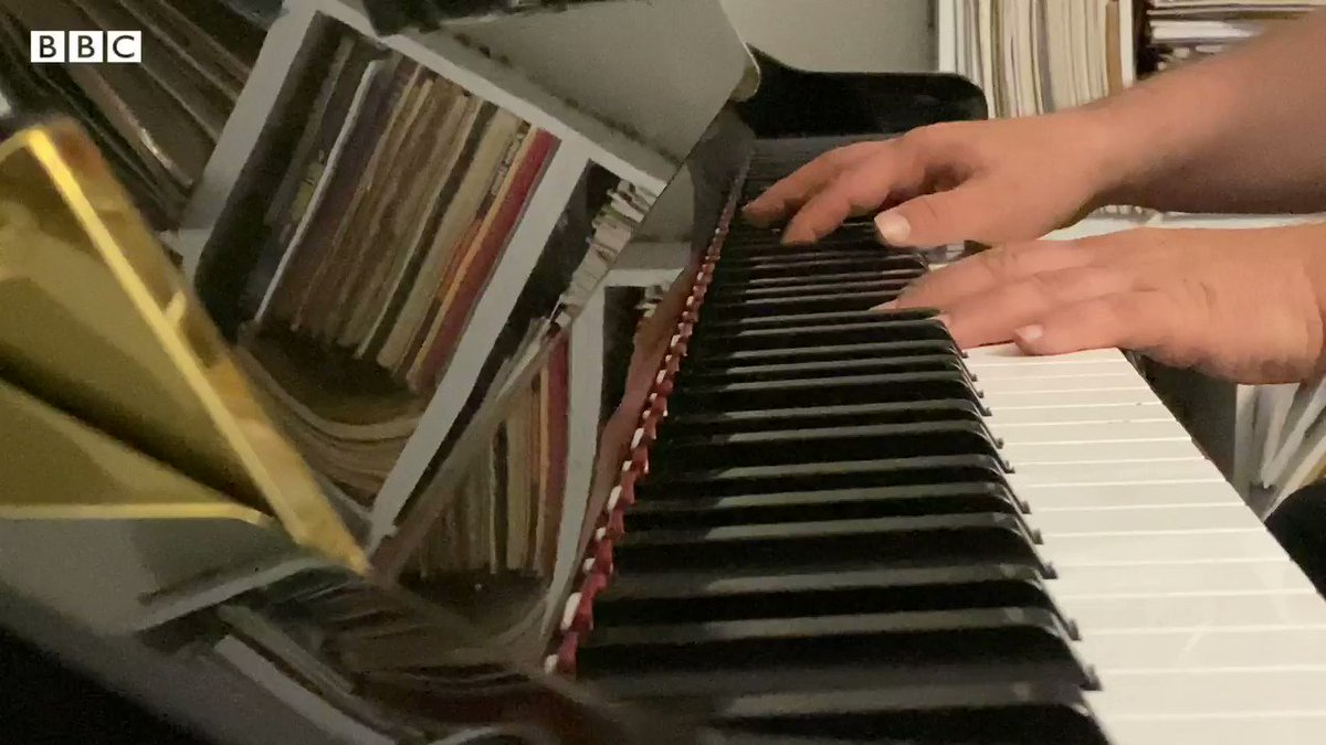 Rachmaninoff meets Strictly. @bbcstrictly @BBCOne @BBCRadio3 @BBCNews @BBCNewsEnts @ZoeTheBall #StrictlyComeDancing