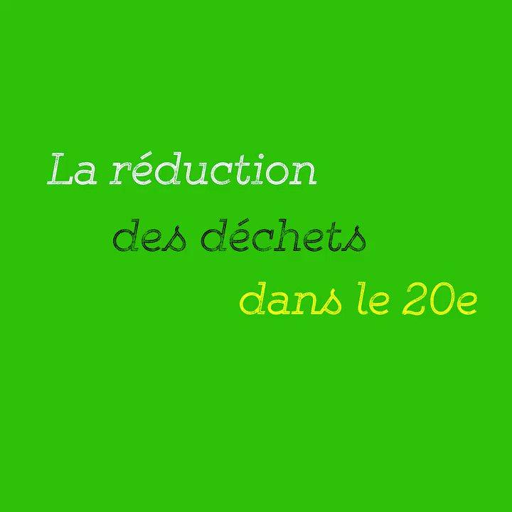 ♻️Semaine🇪🇺de la #réductiondesdéchets♻️ Aujourd'hui, chaque Français produit 600 kg de déchets ménagers par an. @EricPliez, le maire de #Paris20 rappelle l'urgence d'agir pour l'#environnement par la réduction de notre #consommation, le #recyclage et le #réemploi de nos déchets.